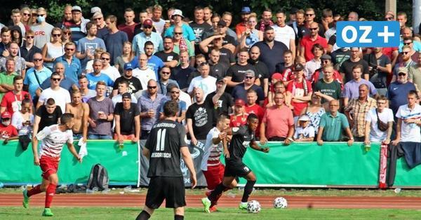 Trotz DFB-Pokal-Aus: Fans und Verantwortliche in Greifswald begeistert nach Fußball-Höhepunkt