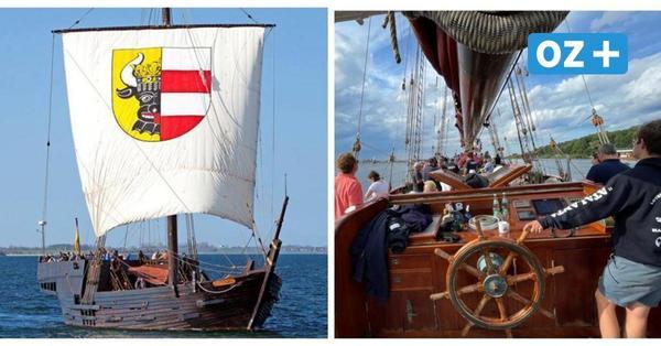 Wismarer Schiffe freuen sich über gute Hanse Sail-Bilanz