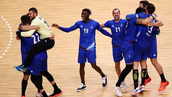 Final-Kracher gegen Dänemark: Frankreichs Handballer zum dritten Mal Olympiasieger - Sportbuzzer.de