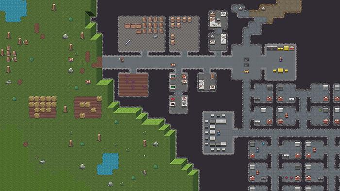 Dwarf Fortress / Stream