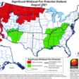 The carbon price of wildfire smoke