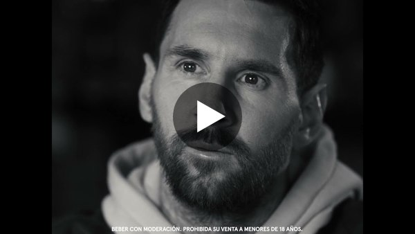 Budweiser Presenta: Si no fuese por Leo (ft. Iniesta, Eto'o, Suárez y Oblak)