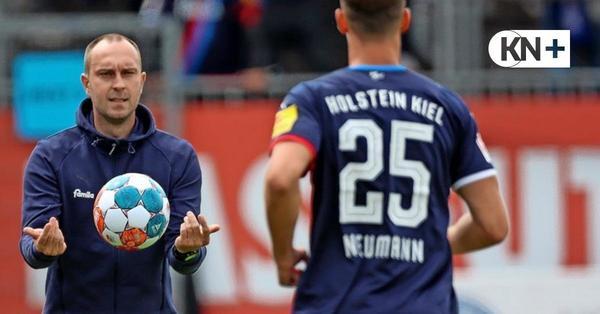 """Holstein-Coach Ole Werner vor Regensburg: """"Mit solch' negativen Gedanken beschäftige ich mich nicht"""""""