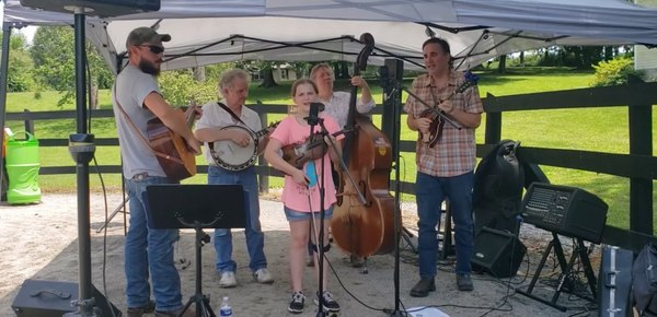 Marketplace & Live music with Hailey Bryant & Lonesome Pine | August 13 - 6pm