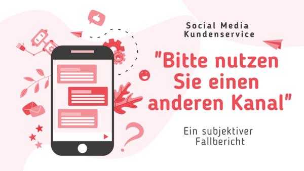 Social Media Kundenservice