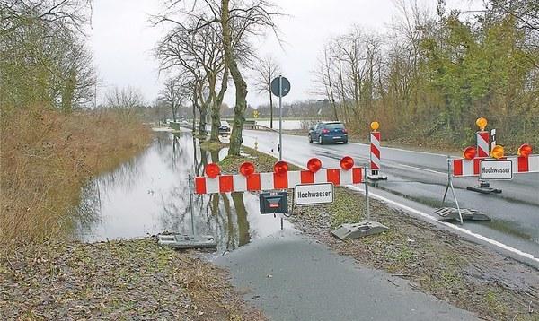 Wenn das Wasser kommt … - Heidekreis - Walsroder Zeitung