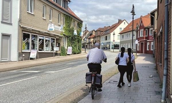 Walsroder Bergstraße: Warum wird die Planung nicht mehr geändert? - Heidekreis - Walsroder Zeitung