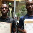 Ghanaian twins in the UK gain top places at Ivy League Schools