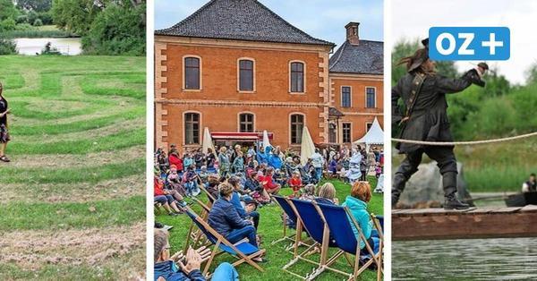 Musik, Literatur, Tanz, Feiern: Das bietet das Wochenende rund um Grevesmühlen