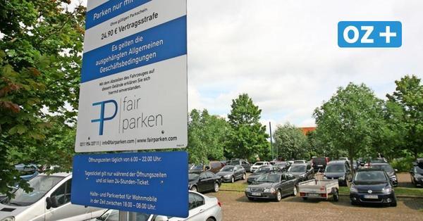 Starke Preisspanne: Wo Sie in Nordwestmecklenburg besser kein Knöllchen kriegen sollten