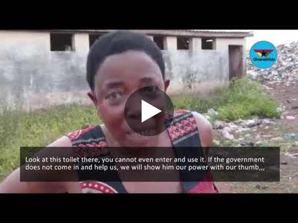 Residents lament on improper refuse site, insanitary public toilet