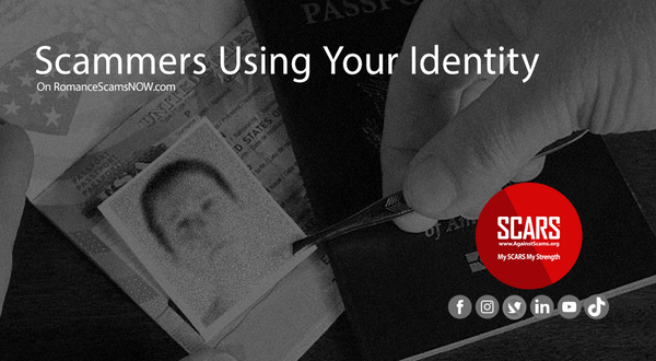 Scammers Using Your Identity   Victims & Money