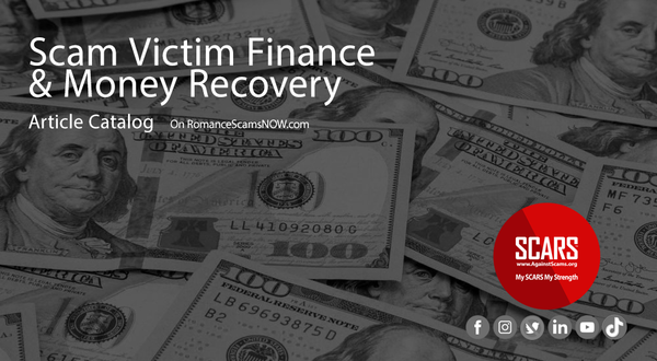 Scam Victim Finance & Money Recovery
