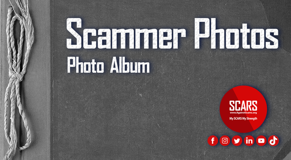 Scammer Photo Galleries Albums and Collections - August 2021
