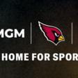 BetMGM Plans to Open Sportsbook in Arizona Cardinals' State Farm Stadium