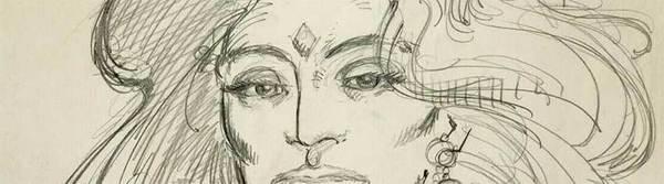 Barry Windsor Smith - Original Sketch