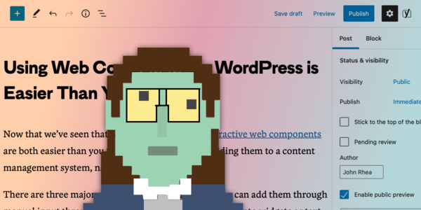 Using Web Components in WordPress is Easier Than You Think