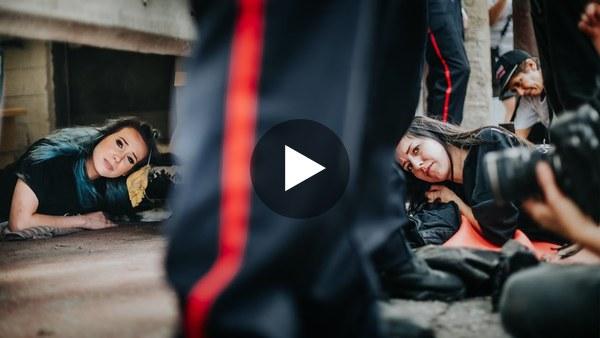 Maple Leaf Slaughterhouse Lockdown (Powerful 3-minute video)