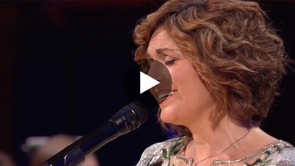 Sissel - Slow Down ft. The Tabernacle Choir (Live at Temple Square)