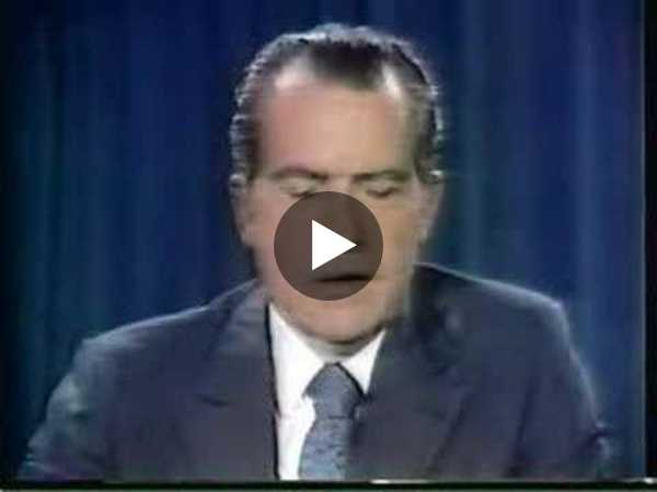 Nixon Ends Bretton Woods International Monetary System
