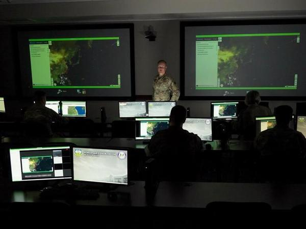 The Pentagon says its new AI can see events 'days in advance'