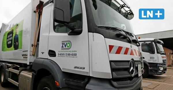 Brennstoffzelle statt Diesel: ZVO kauft neue Fahrzeuge für die Müllabfuhr