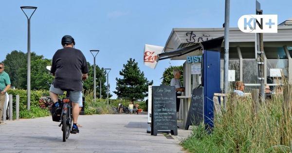 Strande: Ärger um Rüpelradler auf der Strander Promenade
