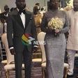Son of late John Atta Mills marries