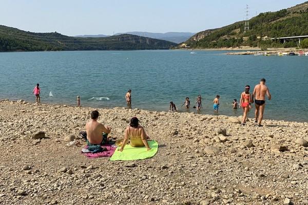 L'onada de calor deixa quatre rècords històrics al Pallars