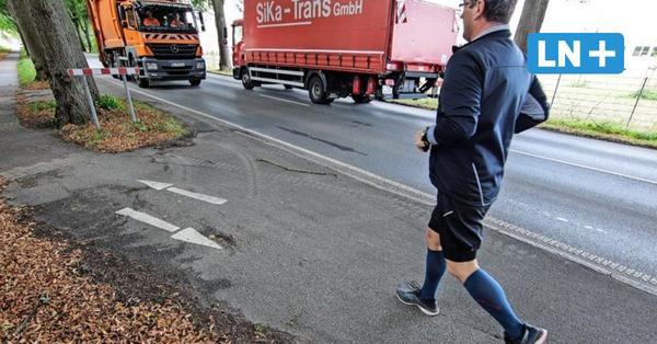 Radfahrer krachen bei Regen frontal zusammen – beide verletzt