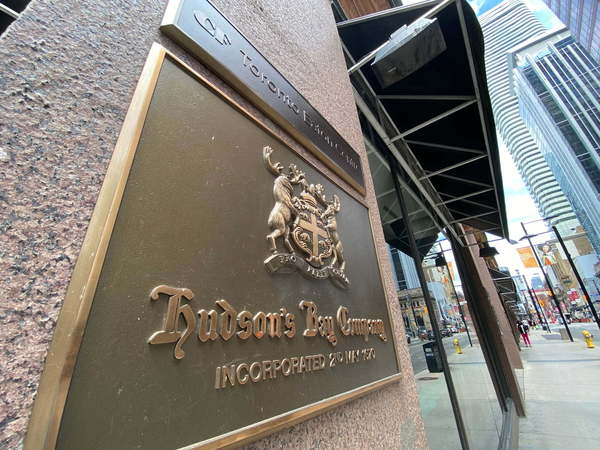 Hudson's Bay Shifting Canadian Department Store Model by Separating Physical Stores and Online Business