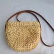 "ecoafriq on Twitter: ""Absolute summer fashion. https://t.co/o0IEyKEpo8 Rattan handbags #beauté #supporthandmade… """