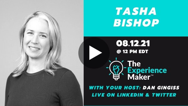 Messaging Experience with Tasha Bishop from Podium