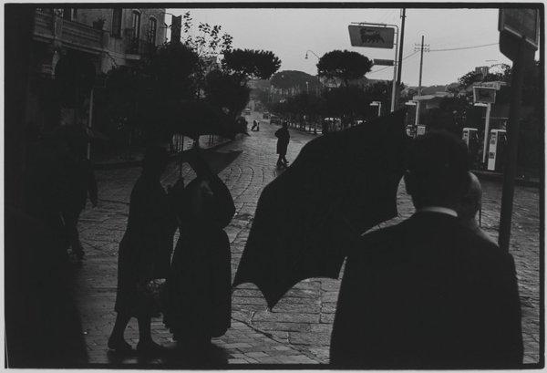 Michael Semak, Ischia Island (off Naples, Italy), 1961.