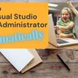 How To Run Visual Studio As Administrator - Dynamics 365 Musings
