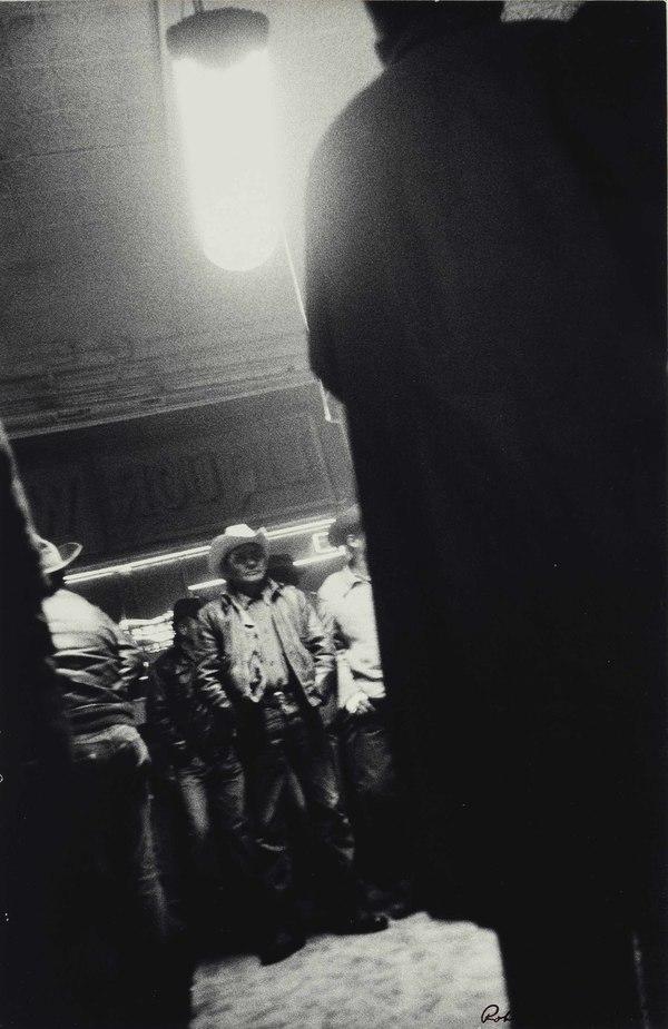 Robert Frank, Bar - Gallup, New Mexico, 1955.