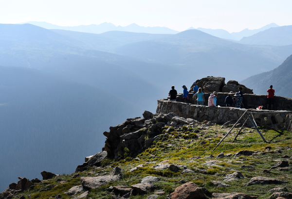 Colorado's fresh mountain air isn't what it used to be—especially in the wilderness