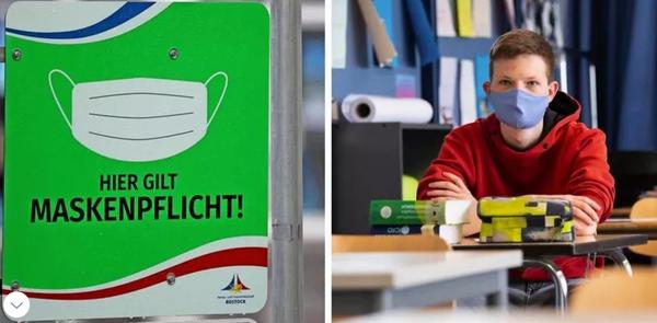 Rostock verschärft Corona-Regeln: Hier gelten wieder Masken-Pflicht und Test-Pflicht