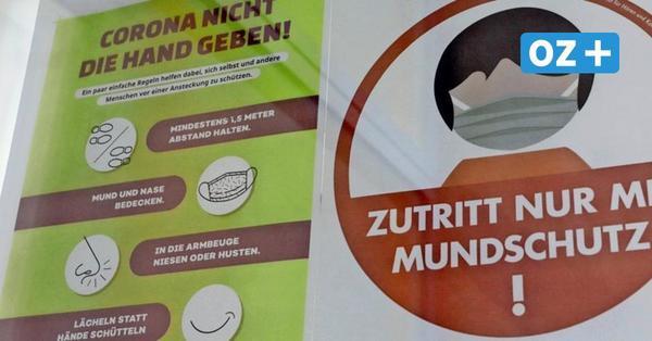Strengere Corona-Maßnahmen in Rostock etwas aufgeweicht – aber nicht für Schüler