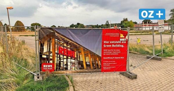Neuer Markt in Bad Doberan: Rewe hält sich bedeckt