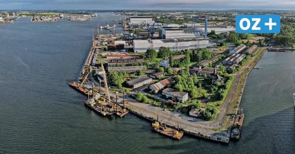 Rostocks Werften in Not: Hat die Stadt schon einen Plan B?