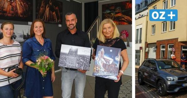 """Wenn Träume wahr werden: Fotografin Ulrike Pawandenat eröffnet """"Galerie 7"""" in Wismar"""