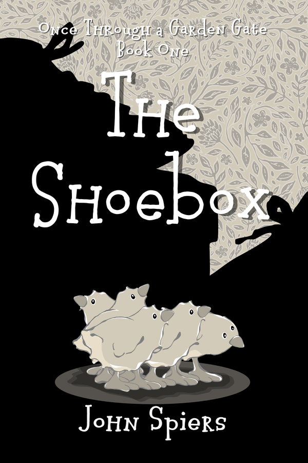 """Cover Design for """"The Shoebox"""""""