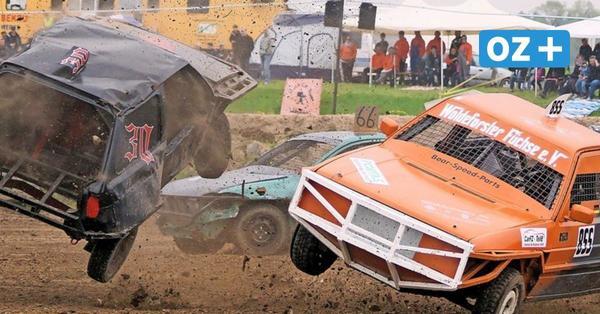 Stockcar in Grimmen: So kann der Wahnsinn auf vier Rädern wieder starten