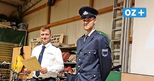 Elmenhorst: Stefan Kuhrt ist neuer Feuerwehrchef