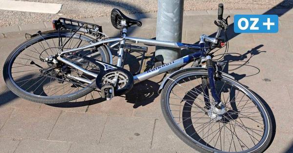 Mehr als zwei Promille: Angetrunkene Radfahrer stürzen in Grimmen und Umgebung