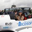Wereldrecordpoging: 19-jarige Belg vliegt solo de wereld rond
