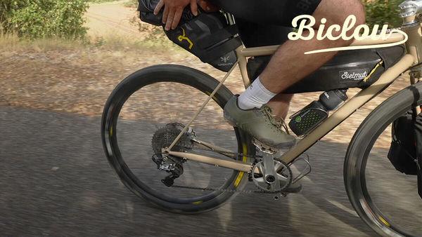 """BIKEPACKING - """"Biclou"""" part en voyage à vélo"""