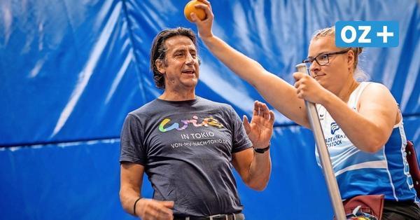 Olympiasieger als Trainer in MV: Christian Schenk träumt von Paralympics 2024 in Paris