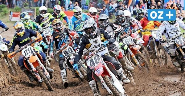 Motocross in Wolgast: Wertungsläufe zur Landesmeisterschaft MV am Sonntag